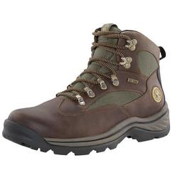 Timberland Men's 15130 Chocurua Trail GTX Boot,Brown/Green,1