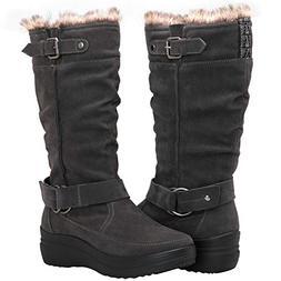 GLOBALWIN Women's 1828 Fashion Snow Boots