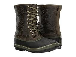 Sorel Men's 1964 Premium T Wool Boot Nori/Black 11 D US
