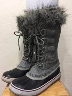 $200❤️ Sorel Joan Of Arctic Boots Winter Snow Quarry Gre