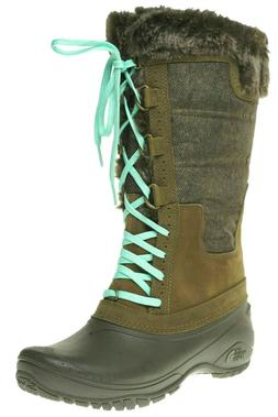 8.5 M The North Face Shellista II Tall Lace women's Snow Boo