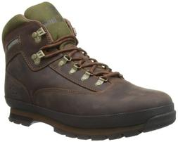 Timberland Men's 95100 Euro Hiker Boot,Brown,9 M
