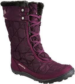 COLUMBIA MINX MID II OMNI-HEAT Winter Boots  Women's 8