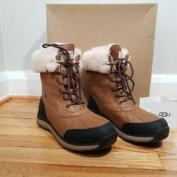 UGG Adirondack III Waterproof Women's Snow Boots NEW  size 6