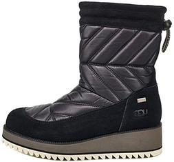 UGG Women's Beck Boot Black 7 B US B