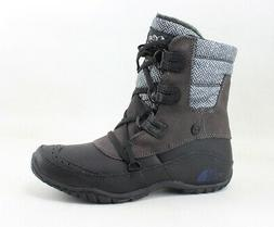 Women's The North Face 'Nuptse Purna' Boot, Size 5 M - Grey
