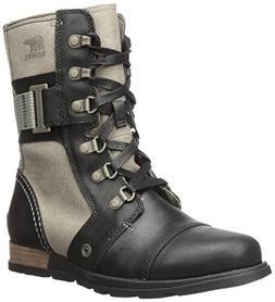 Women's SOREL 'Major Carly' Boot, Size 9 M - Black