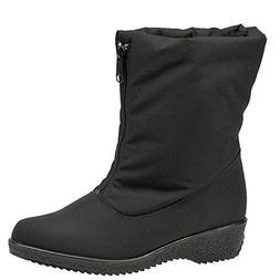 Toe Warmers Women Boots Jennifer Black Size 10/W