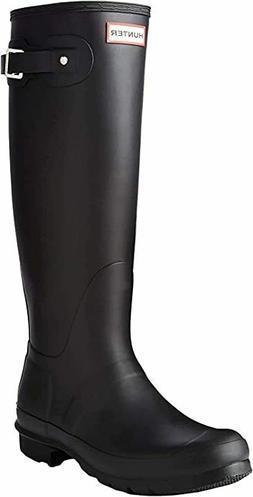Hunter Boots - Original Tall Rain Boots for Women - Black, S