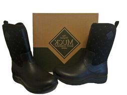 Muck Boots Women's Arctic Weekend Boot - Black Quilt New!