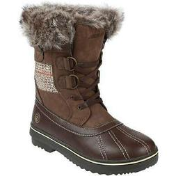 Northside Brookelle Women's Lace Up Winter Snow Apres Boots