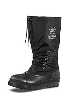 Kamik Men's Canuck Cold Weather Boot,Black,14 M US