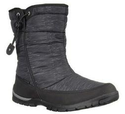 Northside Celeste Black Women's  Winter Boots Insulated Snow