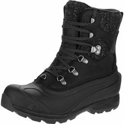 THE NORTH FACE CHILKAT SE WOMEN'S SIZE 10 WINTER SNOW LOGO B