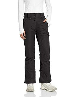 Arctix Women's Classic Cargo Snow Pants,Medium,Grey