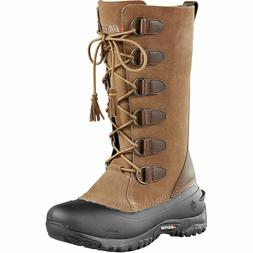 Baffin Coco Insulated Waterproof Winter Snow Boots Taupe Wom