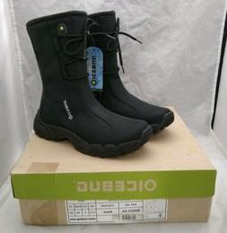 ICEBUG CORTINA-L Women's Black Zipper Snow Boots Size 7.5