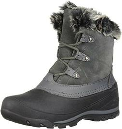Northside Fairfield Women's Suede Faux Fur Lined Winter Cold