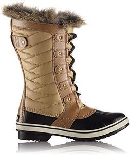 Women's Sorel 'Tofino Ii' Faux Fur Lined Waterproof Boot, Si