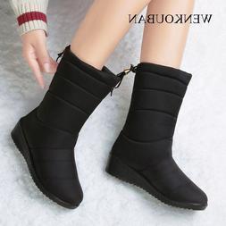 <font><b>Waterproof</b></font> Winter <font><b>Boots</b></fo