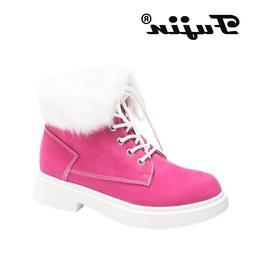 Fujin <font><b>Women</b></font> Winter <font><b>Boots</b></f