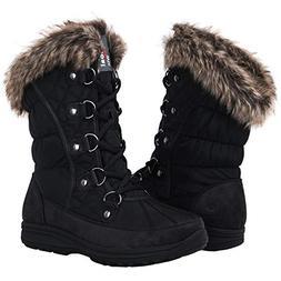 Globalwin Women's 1816 Snow Boots