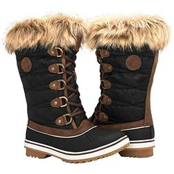 GLOBALWIN Women's 1837 Winter Snow Boots  US Women's, 1837Br