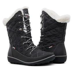 Globalwin Women's 1731 Winter Snow Boots