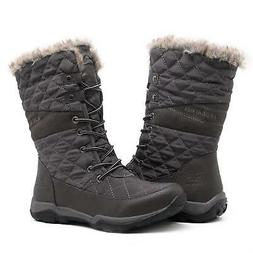 GLOBALWIN women's Fashion Snow Boots