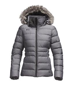 The North Face Women's Gotham Jacket II - TNF Medium Grey He