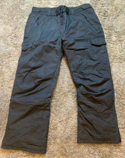 Arctix Gray Cargo snow pants men Size XL Ski Snowboarding Nw