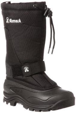 Kamik Women's Greenbay4 Boot,Black,6 M US