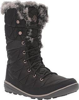 Columbia Heavenly Omni-Heat Snow Boot Winter Shoe - Black/Ke