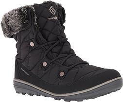 Columbia Women's Heavenly Shorty Omni-Heat Black/Kettle Boot