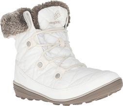 Columbia Heavenly Shorty Omni-Heat Boot - Women's Sea Salt/F