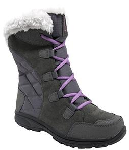 Columbia Women's Ice Maiden II Snow Boot  US, Shale/Northern