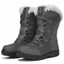 Columbia Women's Ice Maiden II Waterproof Winter Boots  - 11