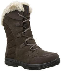 Columbia Women's Ice Maiden II Waterproof Winter Boots  - 7.