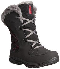 Columbia Kids' Ice Maiden Winter Boot Pre/Grade School Boots