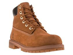 "Timberland 6"" Premium Waterproof Boot Core , Wheat Nubuck, 6"