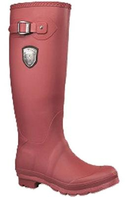Kamik Women's Jennifer Rain Boot,Burgundy,9