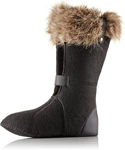 Sorel - Women's Joan Of Arctic New Fur Innerboot Liners, Siz