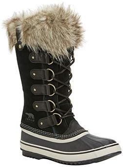 Sorel Women's Joan Of Arctic Boot,Black 2,8 B US