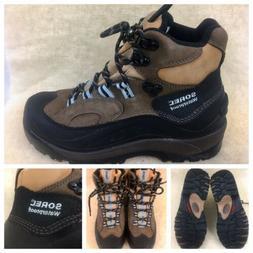 Sorel Journey Boots Women's Size 9 US Waterproof Snow Winter