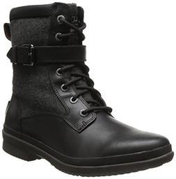 UGG Women's Kesey Boot, Black, 10 B US