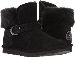 BEARPAW Koko Women's Boot, Black Ii, Size 8.0