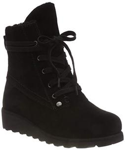 BEARPAW Krista Women's Boot  US, Black II)