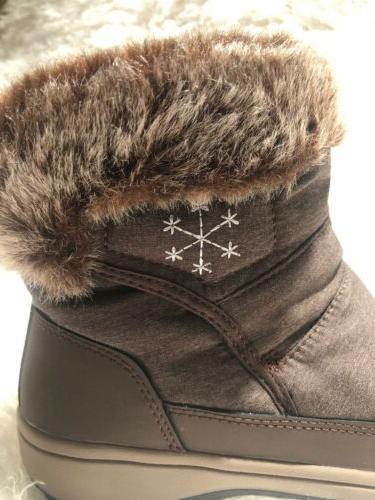 $99.99 Easy Spirit Snow ankle Winter warm 6.5