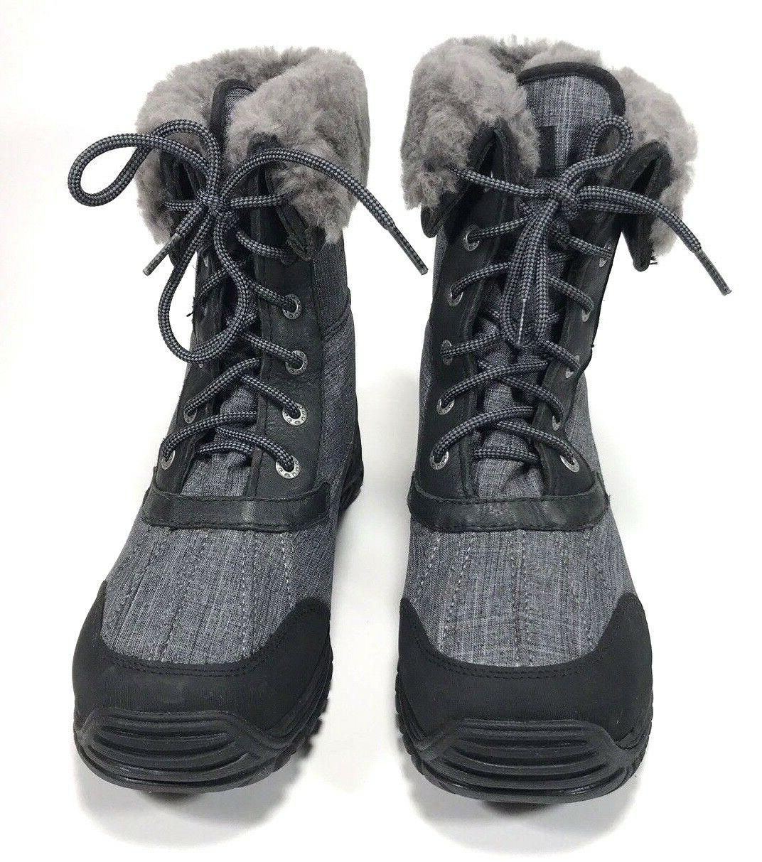 Ugg Boot UGGpure Lined Waterproof Lace Up Winter