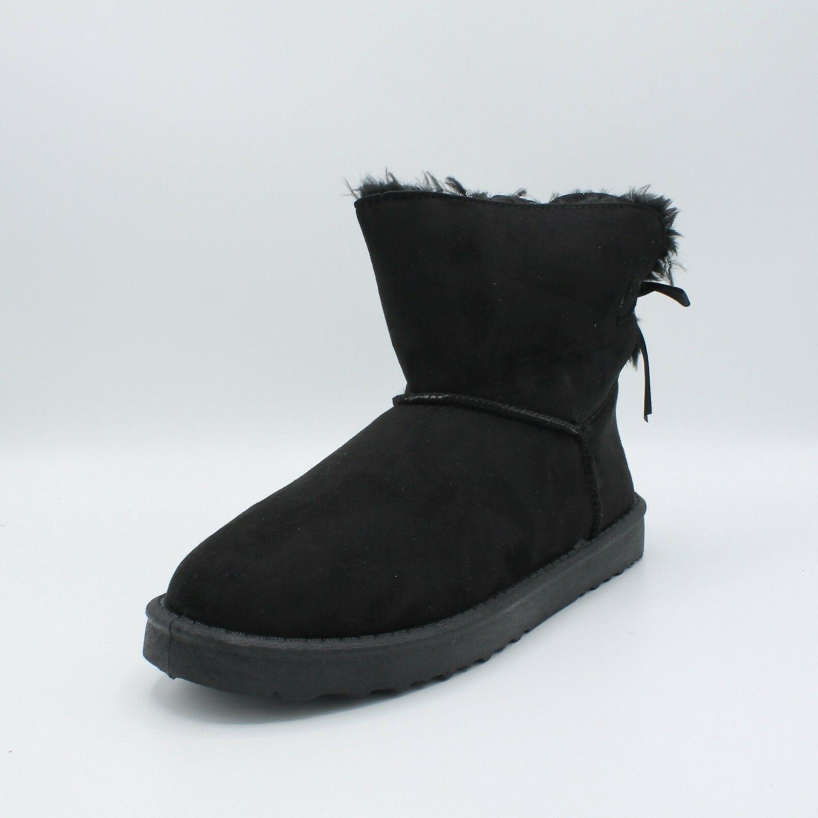 Boots Fur Booties Hair